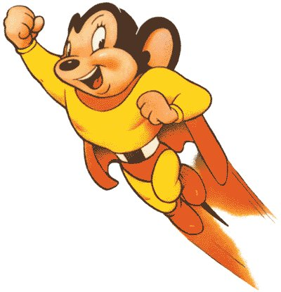 Entrepreneur as Mighty Mouse