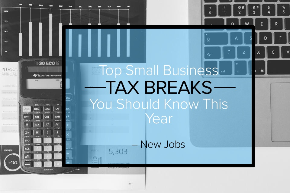 top small business tax breaks