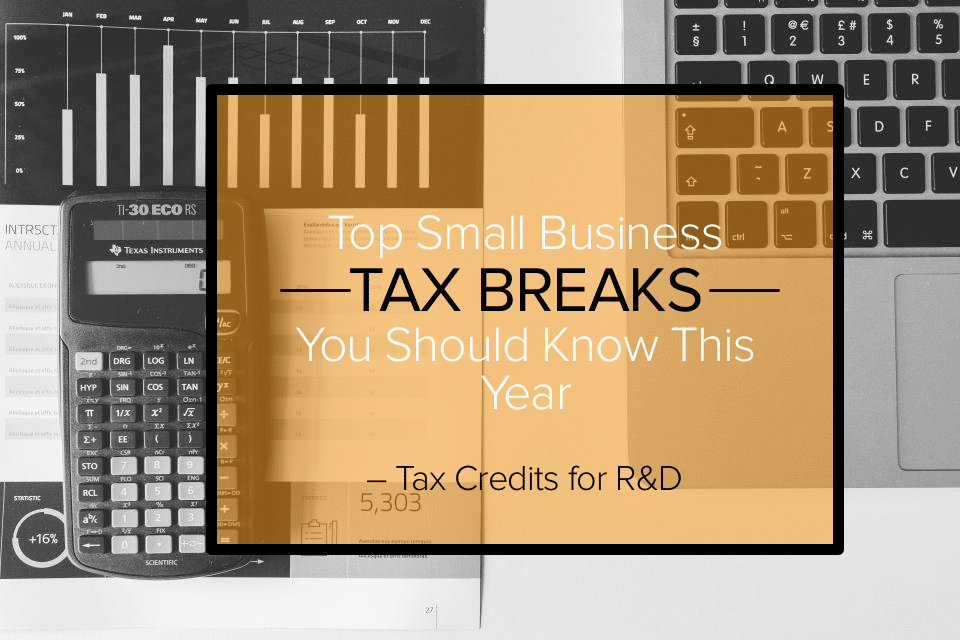 research and development tax credit - 960×640
