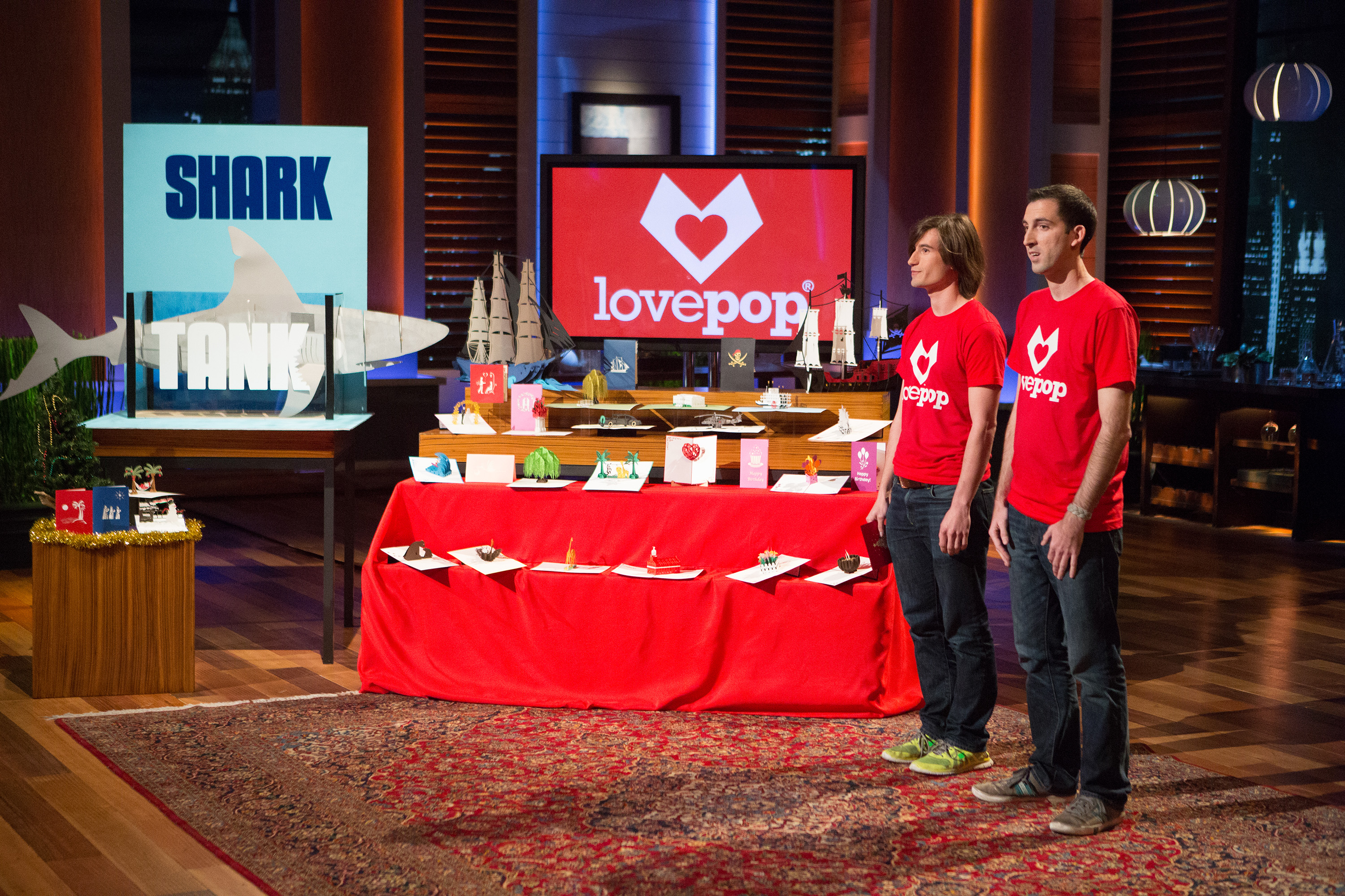 Lovepop on Shark Tank