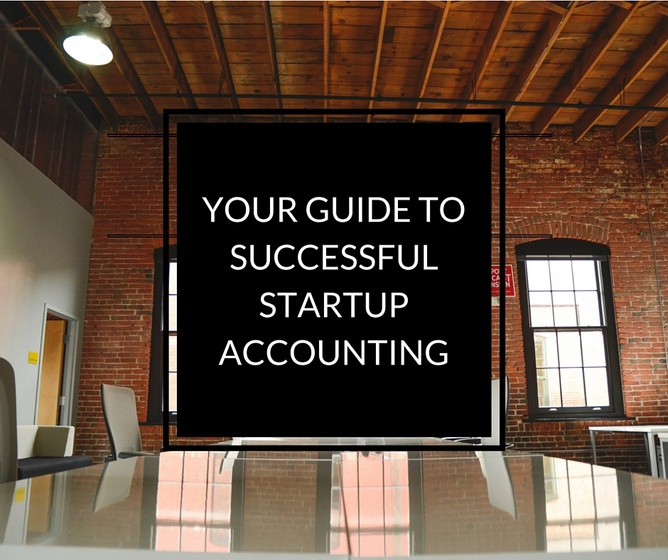 Successful Startup Accounting-