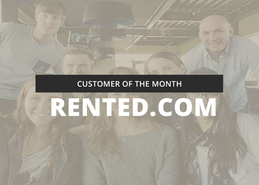 Behind the Scenes with rented.com