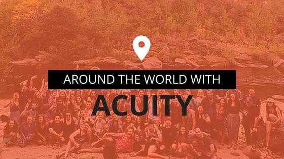 Around the World: Part 3