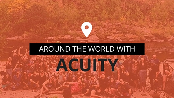Around the World with Acuity