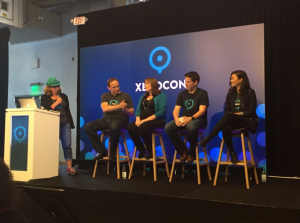 Marketing Panel at XeroCon