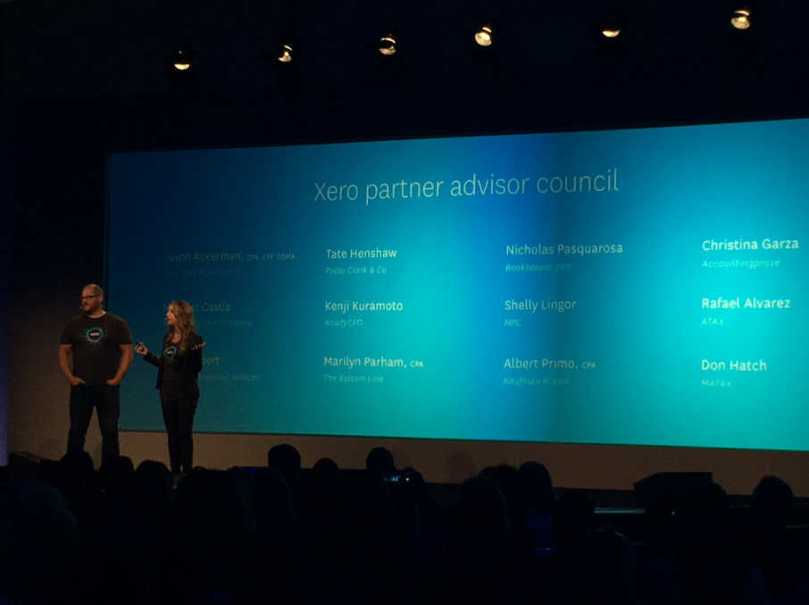 XPAC Partner Announced at XeroCon