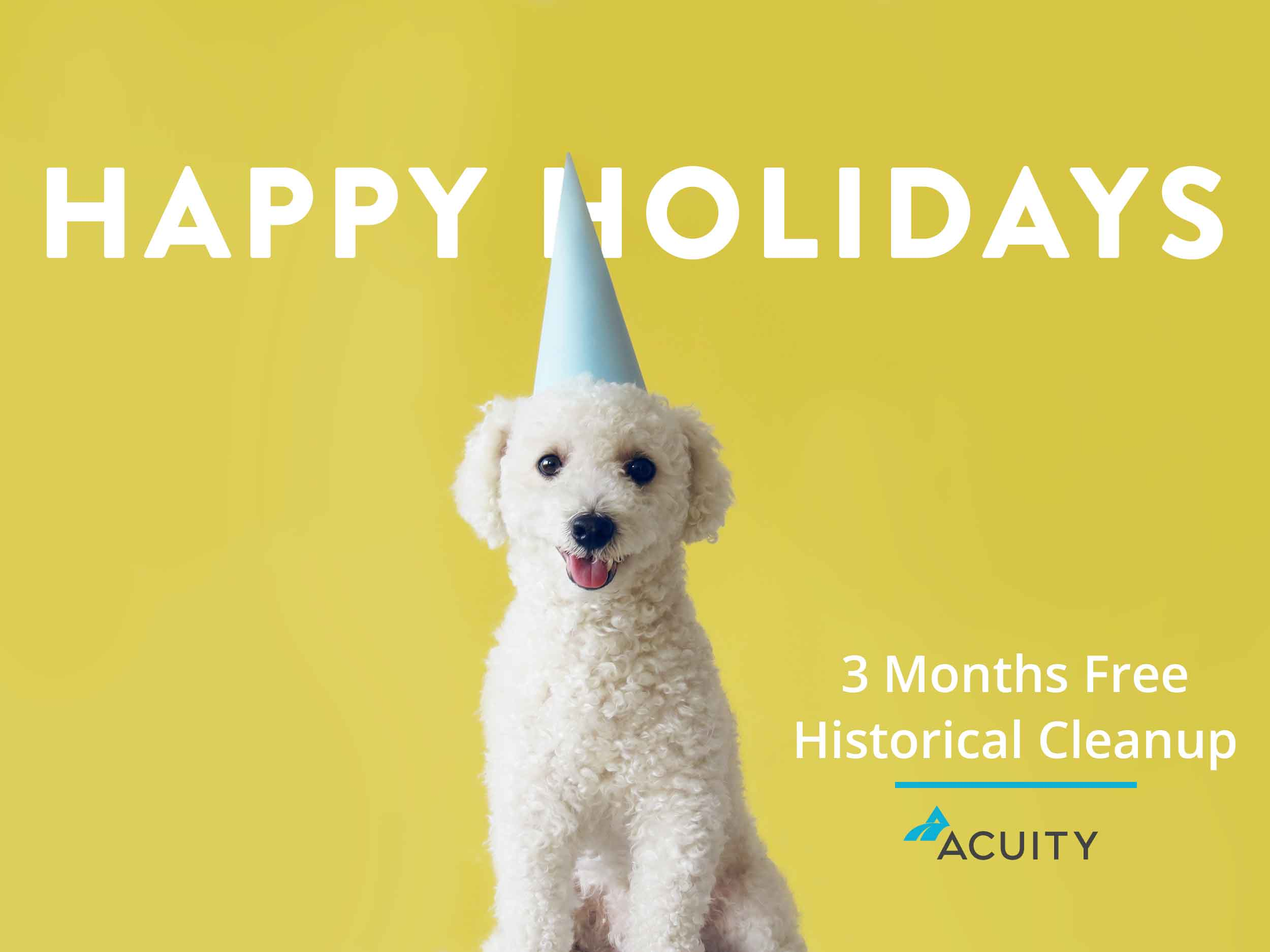 acuity historical cleanup