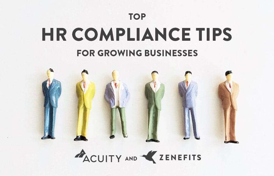 Top HR Compliance Tips for Growing Businesses