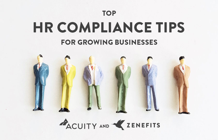 HR Compliance Zenefits