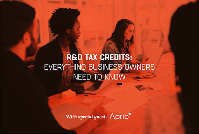 R&D Tax Credit Webinar