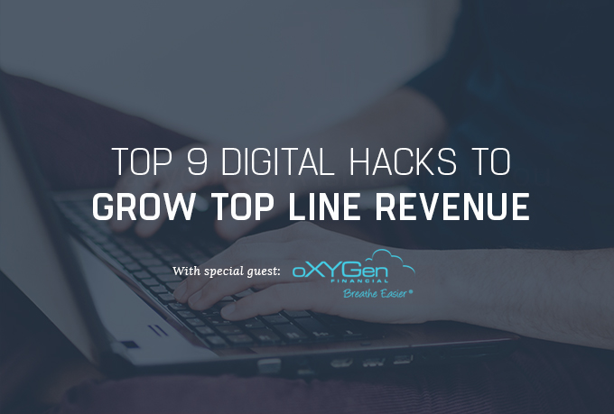 top line revenue growth webinar