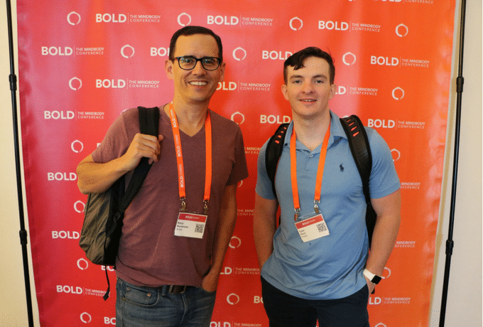 Behind-the-Scenes of MINDBODY BOLD 2017: Part 1
