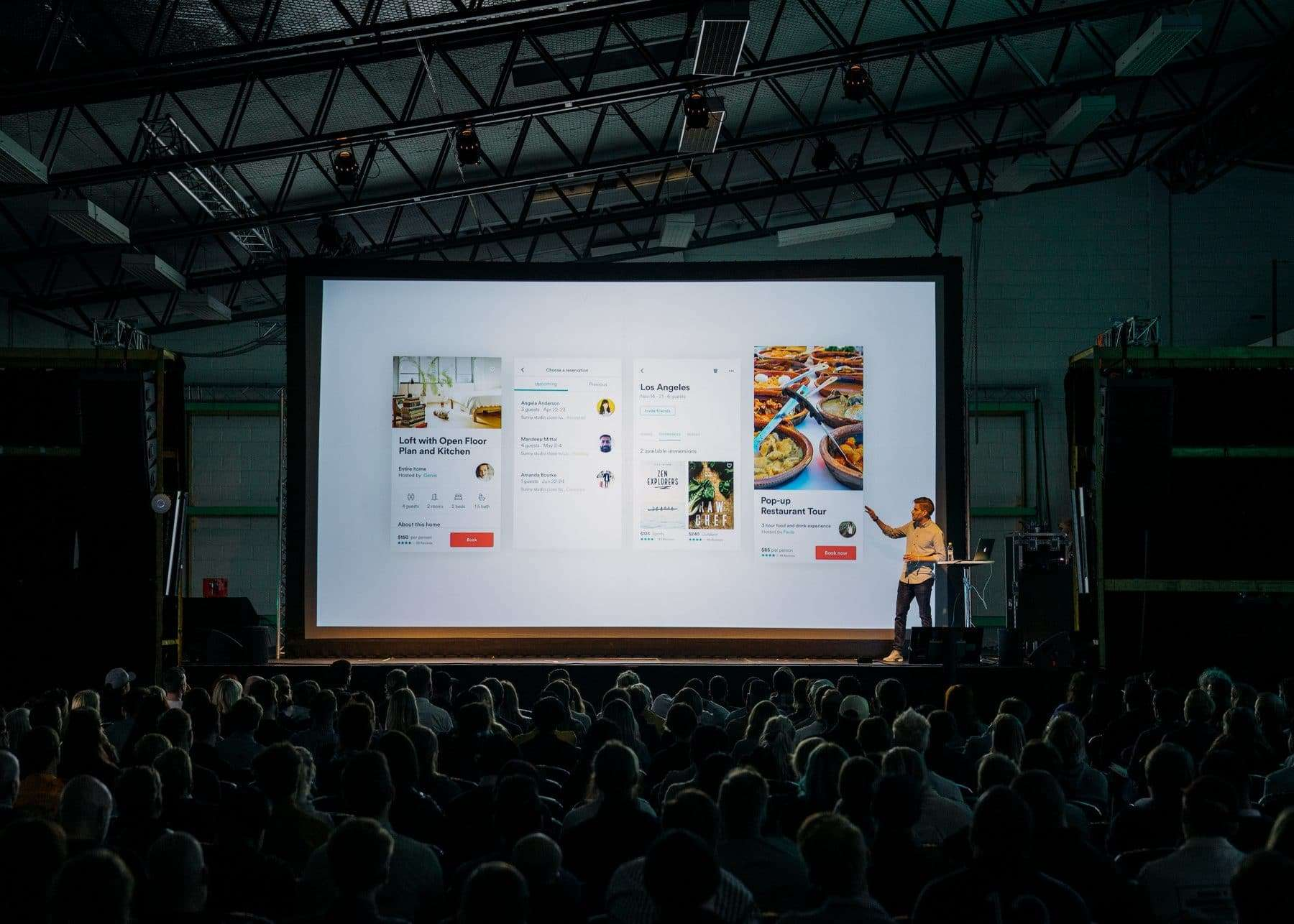 Venture Atlanta presenting companies