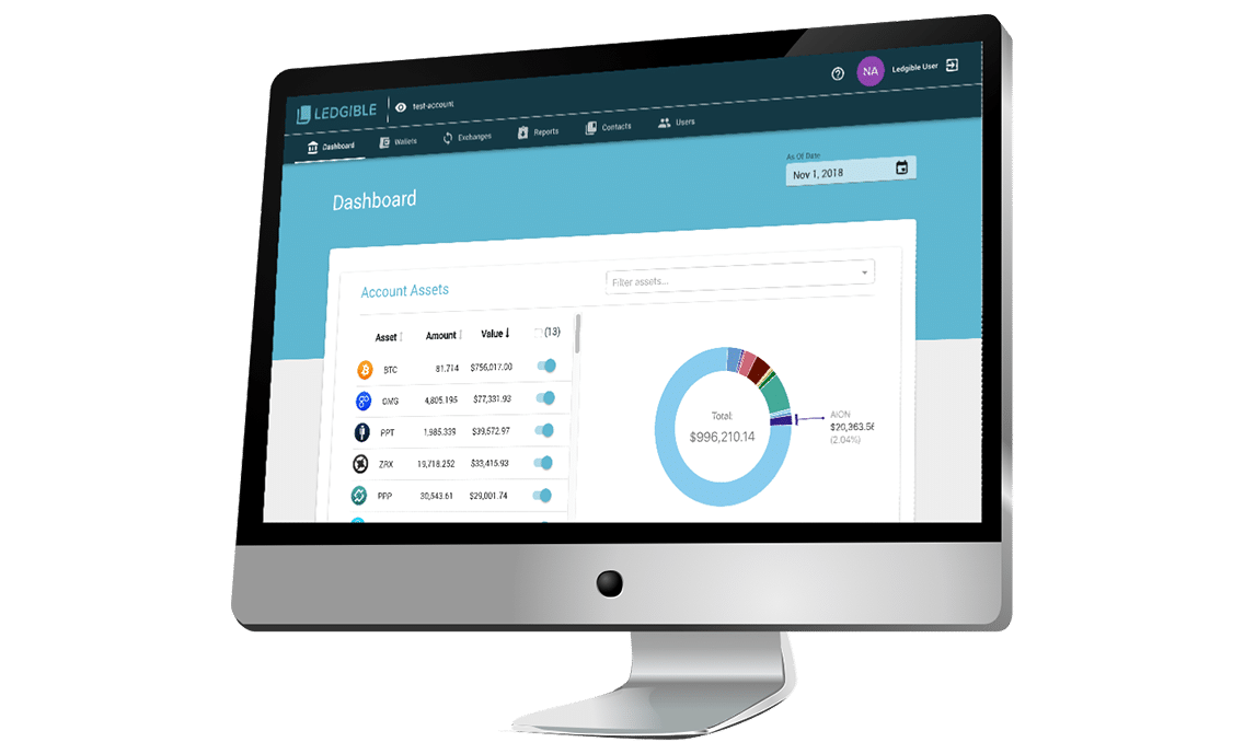 Verady blockchain audit