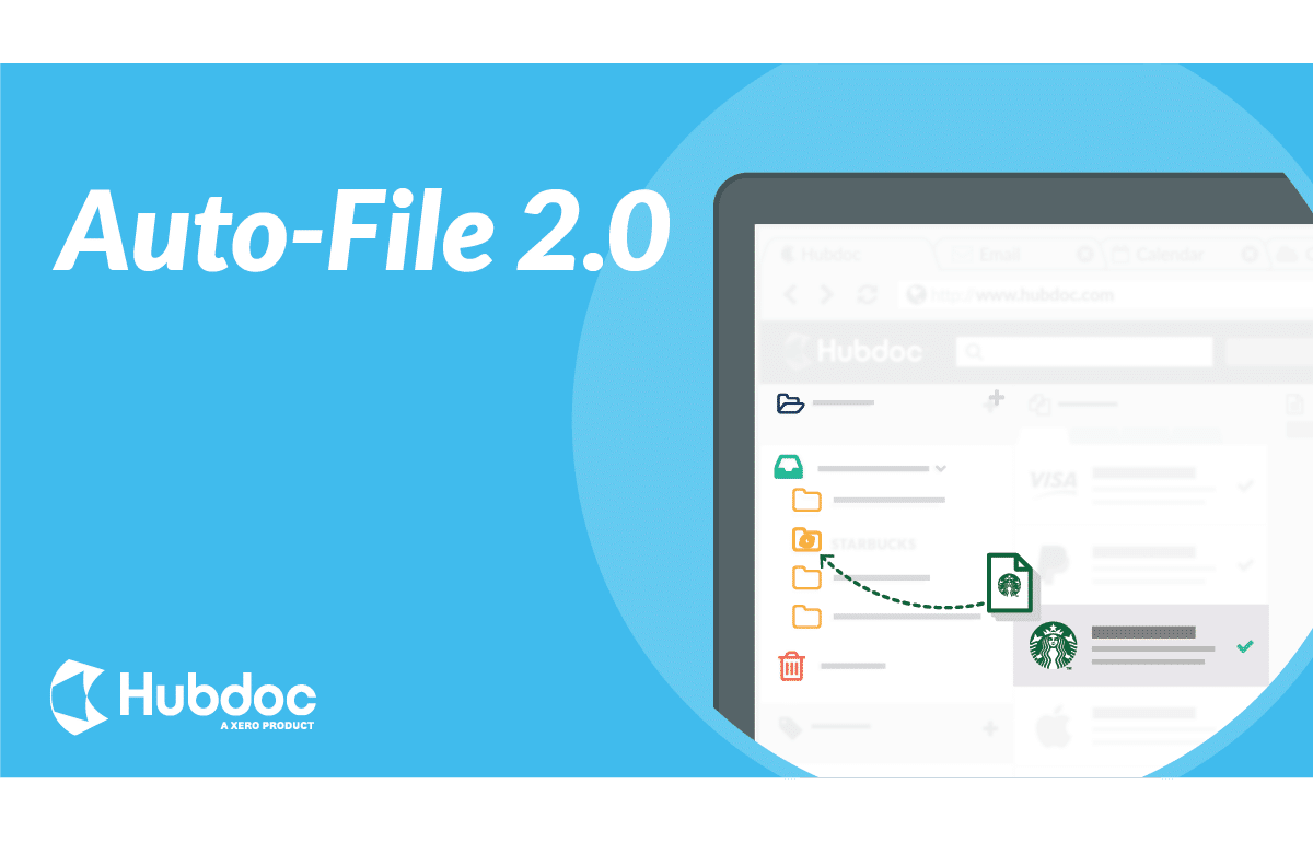 Hubdoc Data Extraction