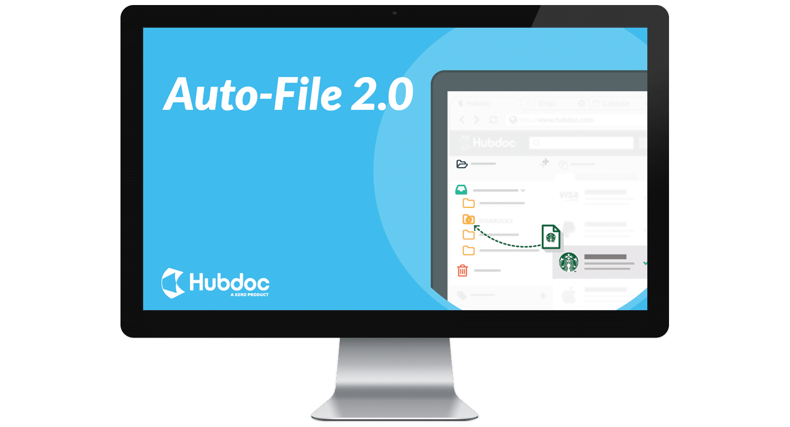 Hubdoc data collection