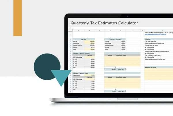 Quarterly Tax Payment Calculator
